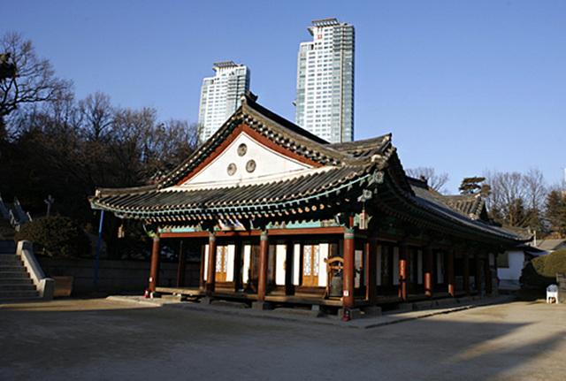 서울시 유형문화재 64호 봉은사 선불당.jpg