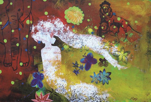 2. 공, 80.5x117cm, color painting.jpg