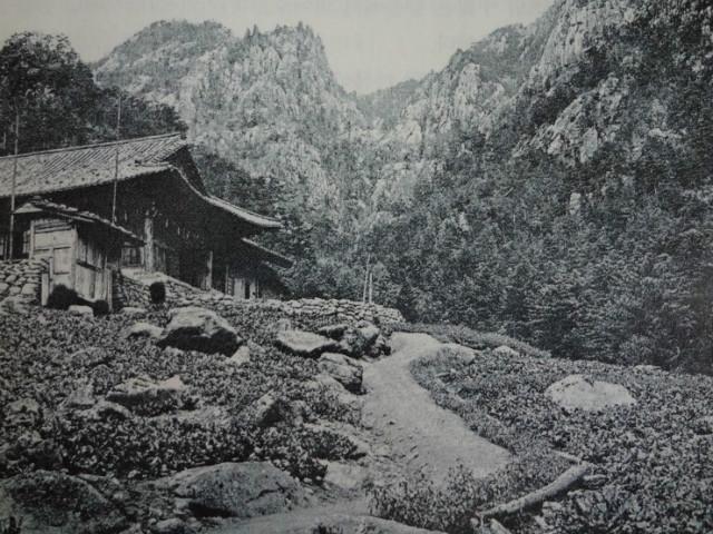 마하연의 옛 모습.jpg