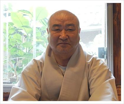 법화종 제19대 총무원장 도성 스님.(151127).jpg