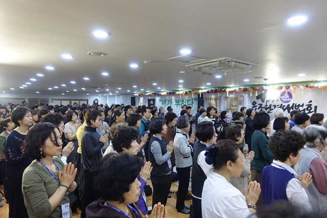 지난해 열린 선승 육조단경 대법회 모습.jpg