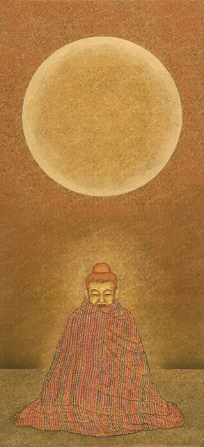 2014 Link Buddha_잊지않으마 61X133cm.jpg