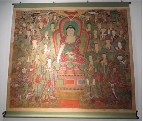신흥사 영산회상도  335.2   406.4cm 1755년.jpg